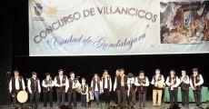El domingo, el XXIXConcurso de Villancicos de Guadalajara